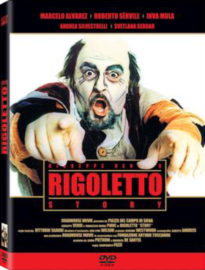 Giuseppe Verdi's Rigoletto Story - Image: Rigolett o Story