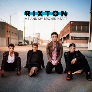 Me and My Broken Heart - Image: Rixton Me and My Broken Heart Single Cover
