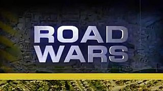 <i>Road Wars</i> (TV series) television series