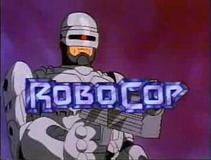 RoboCop: The Animated Series - Title card