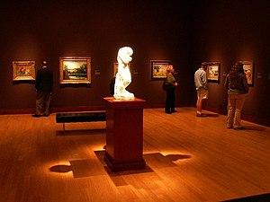 Neighborhoods of Oklahoma City - The Oklahoma City Museum of Art.
