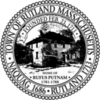 Official seal of Rutland, Massachusetts