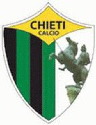 S.S. Chieti Calcio - Image: S.S Chieti Calcio logo