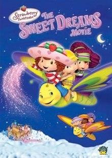 Strawberry Shortcake The Sweet Dreams Movie Wikipedia