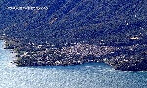 San Pedro La Laguna - Image: San Pedro La Laguna 2007