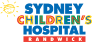 Sydney Children's Hospital - Image: Sch logo web small 1