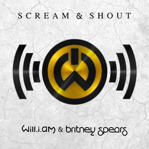 Scream & Shout - Image: Scream & Shout i Tunes Cover