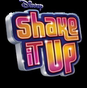Shake It Up (U.S. TV series) - Image: Shake it up logo