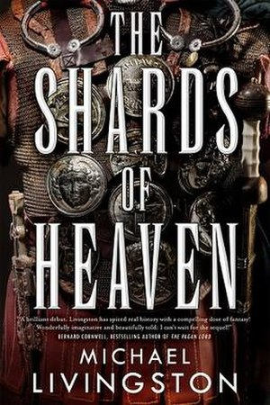 The Shards of Heaven - First edition cover