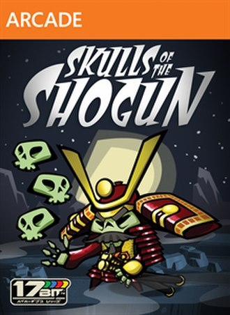 Skulls of the Shogun - Image: Skulls of the Shogun Boxart