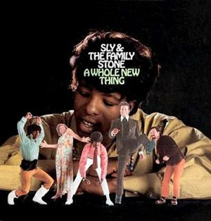 A Whole New Thing (Sly and the Family Stone album) - Image: Sly wholenewthing 1967origi