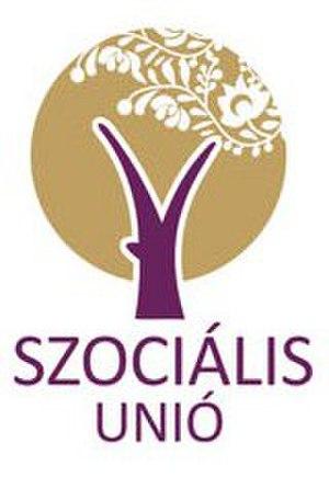 Social Union (Hungary) - Image: Socialunionszili