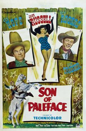 Son of Paleface - Image: Son of Paleface