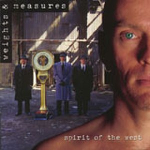 Weights and Measures (Spirit of the West album) - Image: Sotwweights