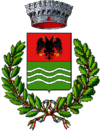 Coat of arms of Spezzano Albanese
