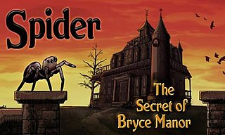 <i>Spider: The Secret of Bryce Manor</i> 2009 video game