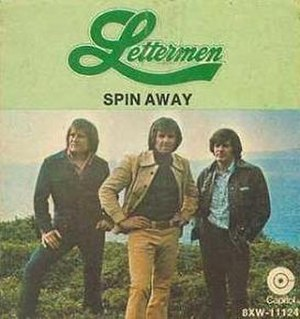 Spin Away - Image: Spin away cover