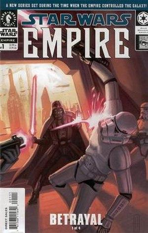 Star Wars: Empire - Image: Star Wars Empire 01