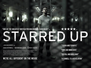 Starred Up - Theatrical release poster
