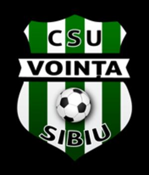 CSU Voința Sibiu - Image: Stema vointa