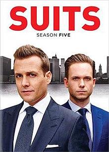 Suits (season 5) - Wikipedia