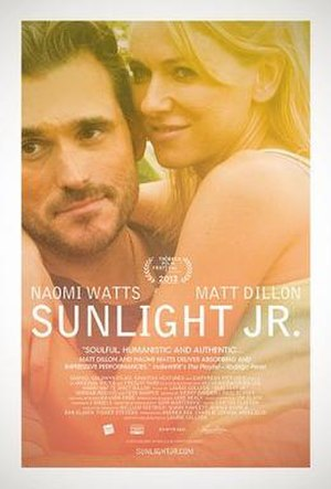 Sunlight Jr. - Film poster