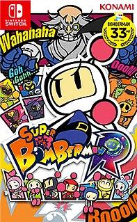 <i>Super Bomberman R</i>