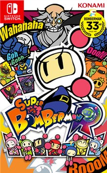 Super Bomberman R - Wikipedia