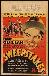 <i>Sweepstakes</i> (film) 1931 film
