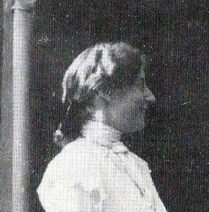 Sylvia Leith-Ross - A picture taken when she was married