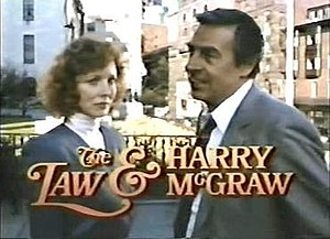 The Law & Harry McGraw - Image: TL&HM Title