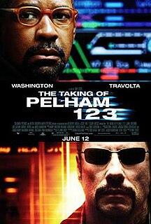 <i>The Taking of Pelham 123</i> (2009 film) 2009 film directed by Tony Scott