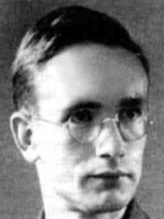 Oswald Teichmüller - Oswald Teichmüller, unknown date