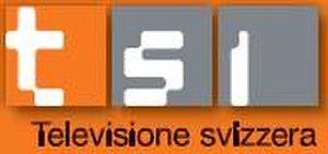 Radiotelevisione svizzera - Former logo of TSI