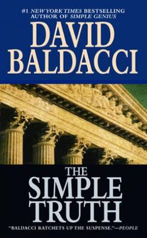 The Simple Truth - Image: The Simple Truth baldacci bookcover