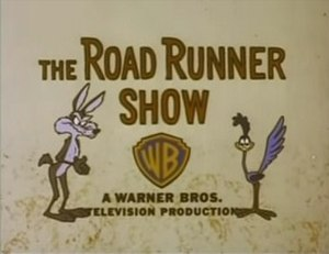 The Road Runner Show - Opening title sequence to The Road Runner Show.