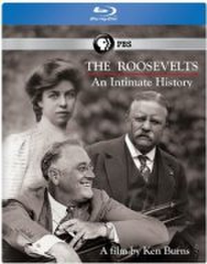The Roosevelts (film) - Blu-ray cover