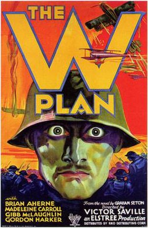 The W Plan - Theatrical Poster