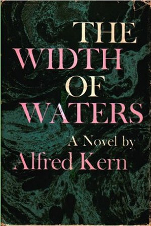 The Width of Waters - First edition