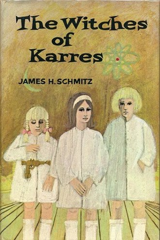 The Witches of Karres - Cover of first edition (hardcover)