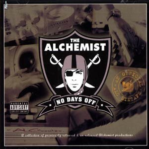 No Days Off - Image: The Alchemist No Days Off