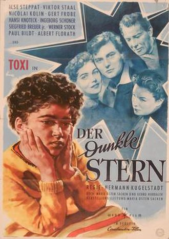 The Dark Star (1955 film) - Image: The Dark Star (1955 film)