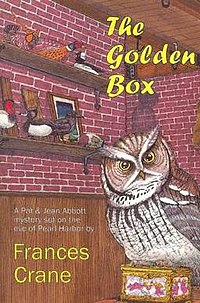 The Golden Box (Frances Crane novel - cover art).jpg