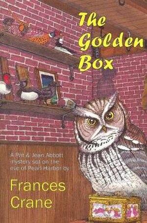 Abbott Mysteries - Image: The Golden Box (Frances Crane novel cover art)
