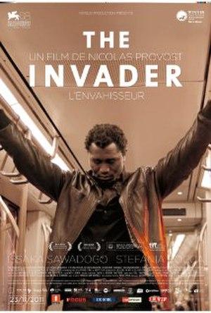 The Invader (2011 film) - Film poster