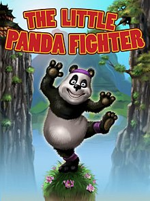 The Little Panda Fighter (2008) DVD cover.jpg