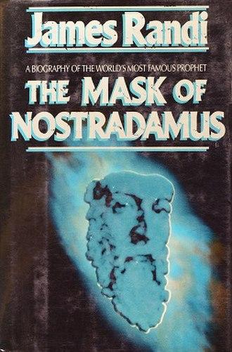 The Mask of Nostradamus - Image: The Mask of Nostradamus