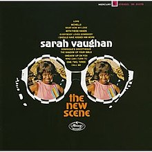 The New Scene (Sarah Vaughn album - cover art).jpg