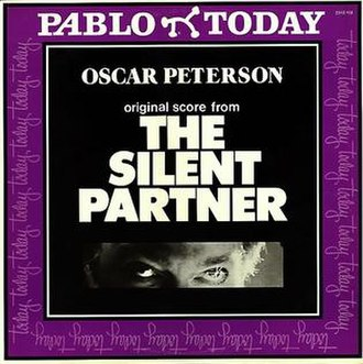 The Silent Partner (soundtrack) - Image: The Silent Partner Soundtrack