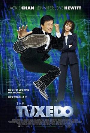 The Tuxedo - Film poster